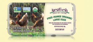NestFresh Non-GMO Organic Eggs