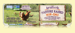 NestFresh Pasture Raised Non-GMO Eggs
