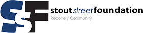 Stout Street Foundation Recovery Community logo
