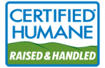 Certified Humane Raised & Handled Logo
